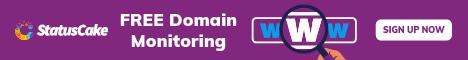 FREE Domain Monitoring